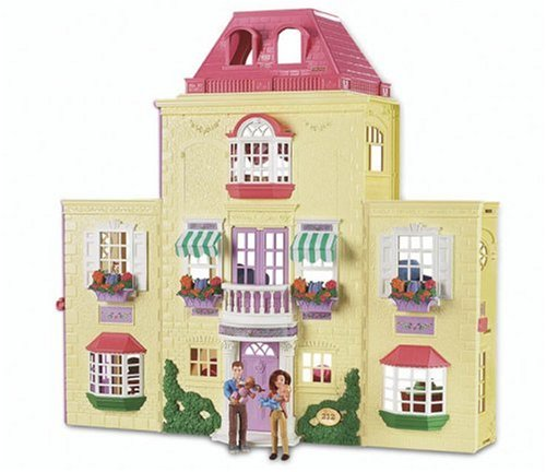 Fisher-Price Loving Family Twin Time Dollhouse