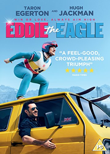 Eddie The Eagle [DVD] [2016]