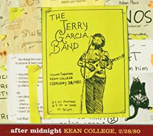 After Midnight: Kean College 2/28/80