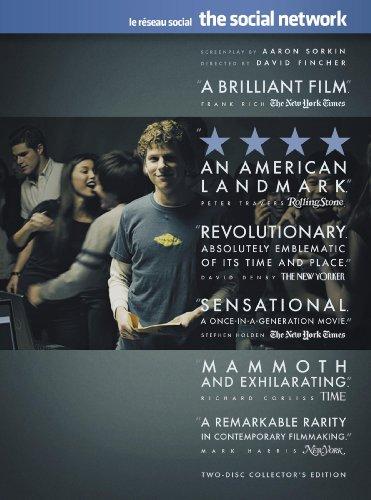 The Social Network [DVD] (2011) Jesse Eisenberg; Andrew Garfield; Armie Hammer