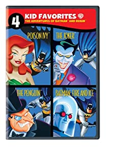4 Kid Favorites: Adventures of Batman & Robin at Gotham City Store