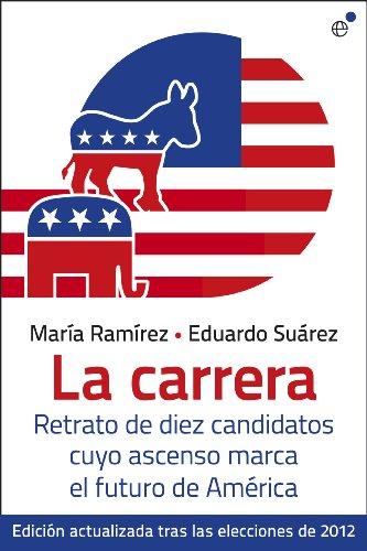 La carrera por María Ramírez y Eduardo Suarez
