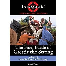The Final Battle of Grettir the Strong