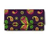 ShopMantra paisley design Multicolor Ladies Wallet LW00000230