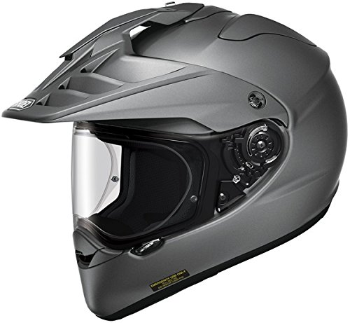 Shoei Hornet X2 Deep Matte Gry SIZE:XLG Full Face Motorcycle Helmet