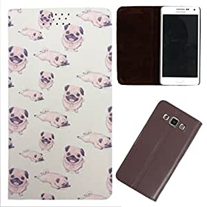 DooDa - For Samsung Galaxy J2 PU Leather Designer Fashionable Fancy Flip Case Cover Pouch With Smooth Inner Velvet