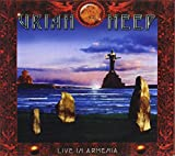 URIAH HEEP LIVE IN ARMENIA (2CD+DVD)
