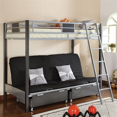 Bunk Bed Designs 7694 front