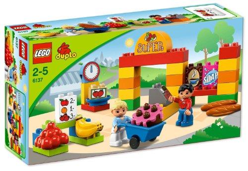 LEGO DUPLO 6137 Mein Erster Supermarkt