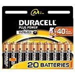 Duracell MN1500 Plus Power AA Size Ba...