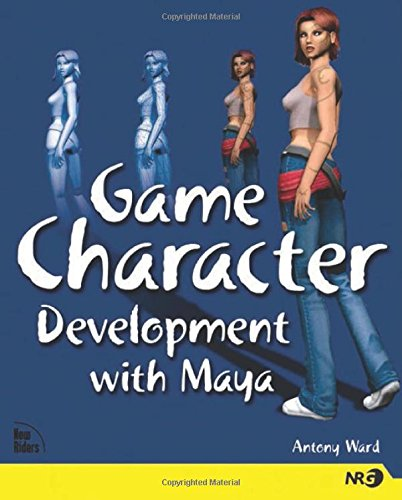 Game Character Development with Maya