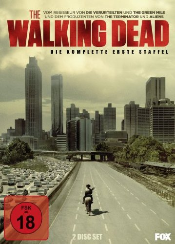 The Walking Dead - Die komplette erste Staffel [2 DVDs]