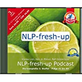 NLP-fresh-up Podcast, 3. Staffel (4 Audio-CDs)