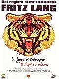 Fritz Lang Cofanetto (2 Dvd+Libro)