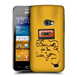 Head Case Fear Not Tapepography Verses Back Case For Samsung Galaxy Beam I8530