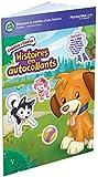 Leapfrog - 81225 - Jeu Éducatif - Livre Mon Lecteur Leap/Tag - Mes Copains Canins (Autocollants)