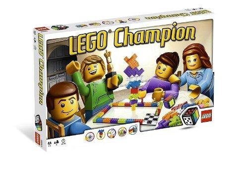 Imagen principal de LEGO Juegos de mesa 3861 - Championary