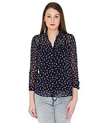 Fashion Tadka West Purple Shirts For Women