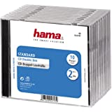 Hama CD-Double-Box Standard 10er-Pack