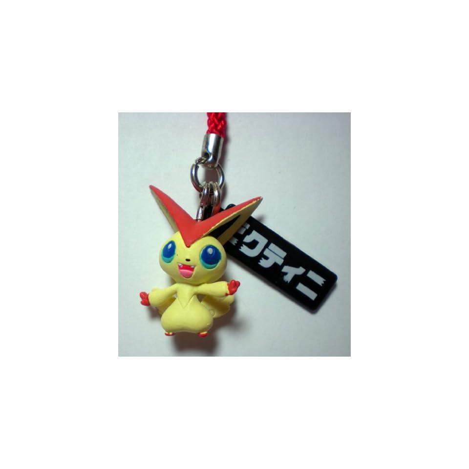 7 Phone Strap Anime Manga NEW Pokemon Minun Rubber Strap Vol