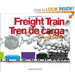 Freight Train/Tren de carga (Spanish Edition) Donald Crews