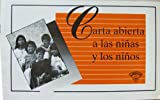img - for Carta Abierta A Las Ninas y Los Ninos book / textbook / text book