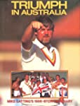 Triumph in Australia: Mike Gatting's...