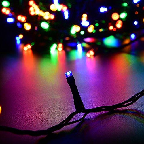 croled 50m led weihnachten lichtband lampe streifen string 24v wasserdichte lichterkette party. Black Bedroom Furniture Sets. Home Design Ideas