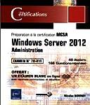 Windows Server 2012 - Administration...
