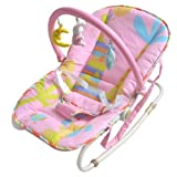 [Golden Tulip®]Baby Cradle Bungee Bouncer Rocker chair Children Seesaw Swings for 0-6 months Pink 150005