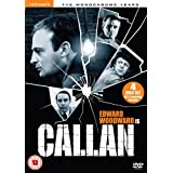 Callan - The Monochrome Years [DVD] [1976] [1967]by Edward Woodward