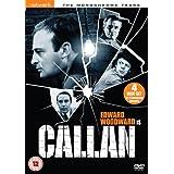 Callan - The Monochrome Years [DVD] [1976] [1967]by Edward Woodward