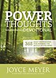 Joyce Meyer Power Thoughts Devotional: 365 Daily Inspirations for Winning the Battle of Your Mind