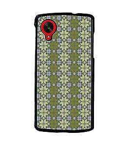 PrintDhaba Pattern D-5257 Back Case Cover for LG GOOGLE NEXUS 5 (Multi-Coloured)