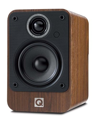 Q Acoustics 2010i Speakers (Pair) (Walnut) Black Friday & Cyber Monday 2014