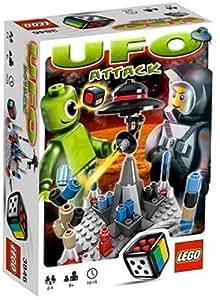 Lego - 3846 - Construction et Maquette  - Lego Games - UFO Attack