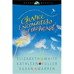 """Chance Encounters of the Heart"" by Elizabeth White, Kathleen Fuller, Susan Warren :Book Review"
