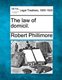 The Law of Domicil.