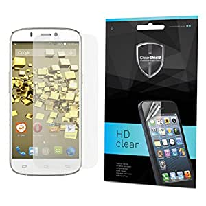Clear Shield Screen Protector For Micromax Canvas Gold A300