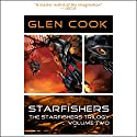 Starfishers: Starfishers, Book 2 (       UNABRIDGED) by Glen Cook Narrated by Oliver Wyman