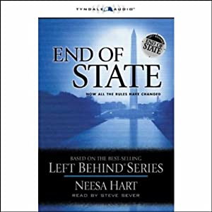 End of State: Left Behind Political #1 | [Neesa Hart]