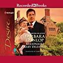 Billionaire Baby Dilemma Audiobook by Barbara Dunlop Narrated by Sabina Fox