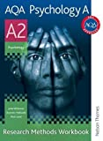 img - for AQA Psychology A A2 Research Methods Workbook (Aqa A2 Psychology) by Willerton, Julia, Helliwell, Dominic, Lund, Nick (2011) Paperback book / textbook / text book
