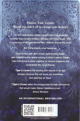 Tiger 01. Tiger's Curse: A heart-pounding adventure...magical! (Tiger Saga)
