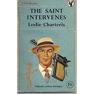 Leslie Charteris The Saint Intervenes