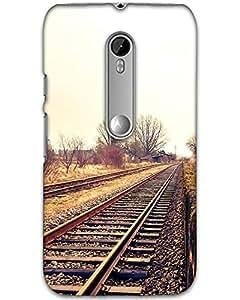 Hugo Motorola Moto G (3rd Gen) Back Cover Hard Case Printed
