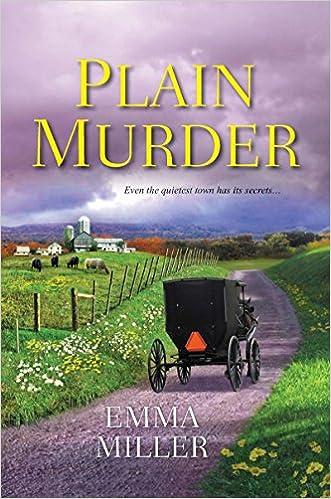 Plain Murder (An Amish Mystery Book 1)
