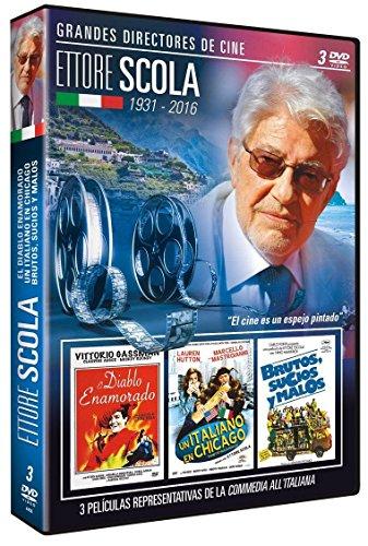 Brutti, Sporchi E Cattivi + Permette? Rocco Papaleo + L'arcidiavolo [Non-Usa Format: Pal -Import- Spain] Ettore Scola Box Set