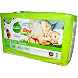 Seventh Generation Free & Clear Diapers - Size 1 - 40 ct
