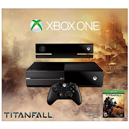 Xbox One Console - Titanfall Bundle